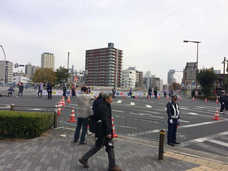 大阪マラソン・大正橋