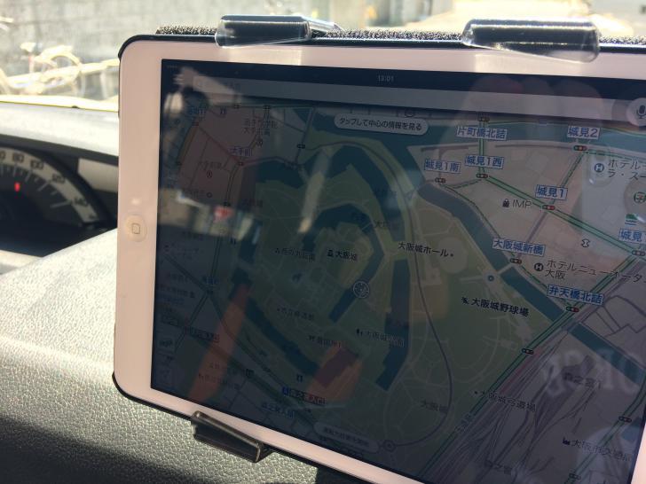 iPad mini カーナビ化 完全ガイド