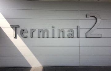 関西空港・ターミナル2・第二ターミナル