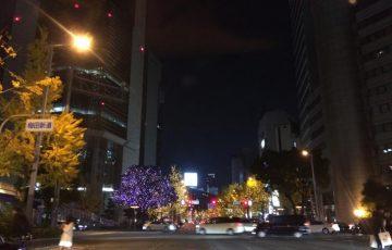 梅田伸道のイルミネーション2017