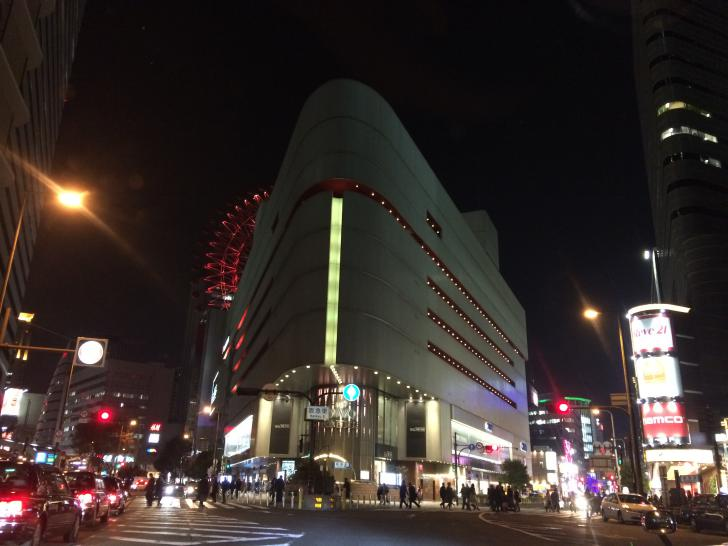 ナビオ阪急-2018-0509
