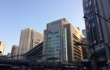 大阪駅-2018-0523