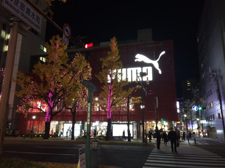 PUMA心斎橋-2018-0524