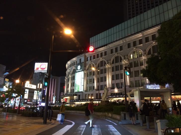 なんば駅前-2018-0529