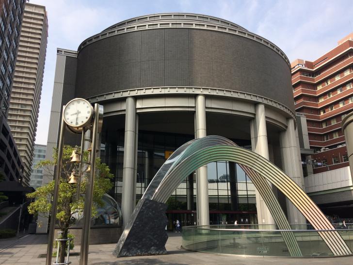 JR難波駅-2018-0621