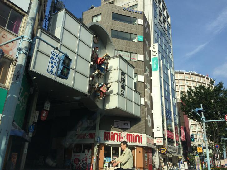 天神橋筋商店街-2018-0628