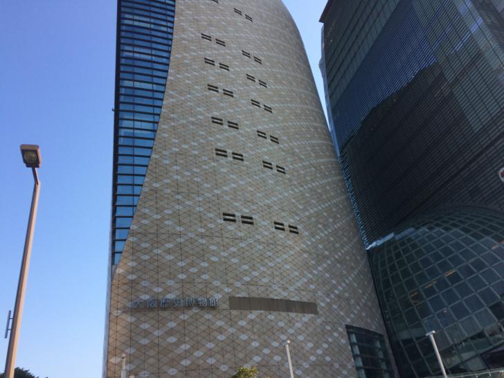 大阪歴史博物館-2018-0715