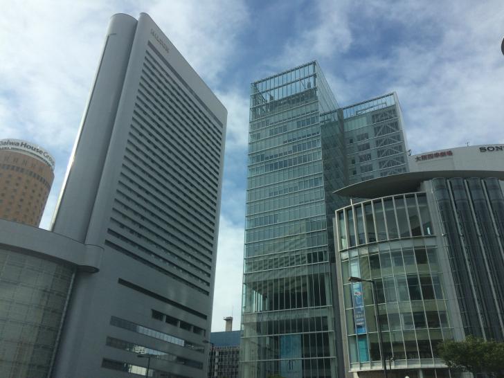 大阪駅-西口-2018-0722