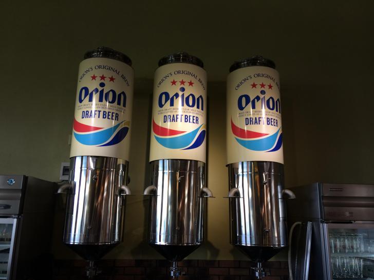 オリオンビール工場見学・オリオンハッピーパーク-811