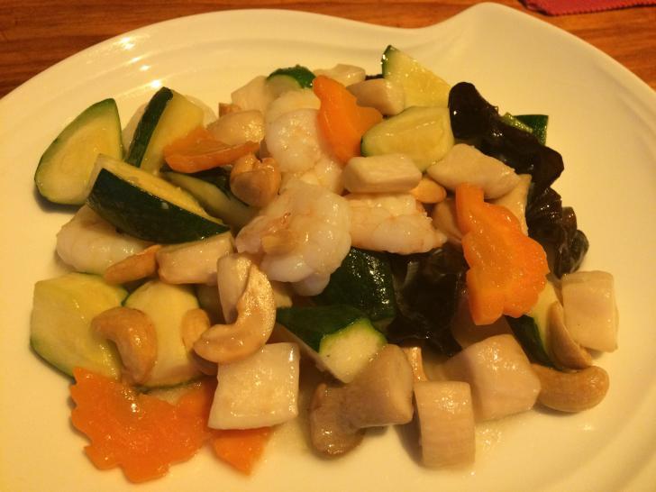 ココガーデンリゾート沖縄の夕食・中華、ディナー-907