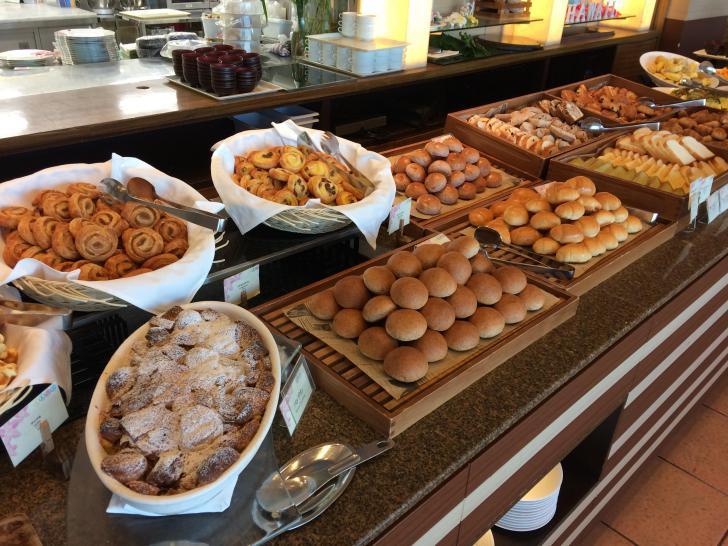 サザンビーチホテル&リゾート沖縄の朝食バイキング、内容-001