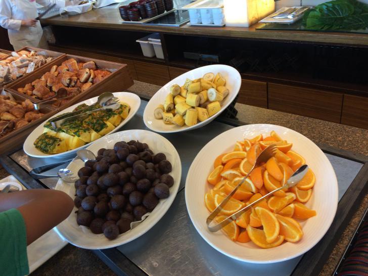 サザンビーチホテル&リゾート沖縄の朝食バイキング、内容-002