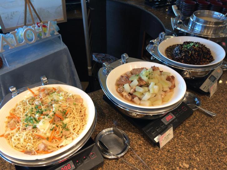 サザンビーチホテル&リゾート沖縄の朝食バイキング、内容-005