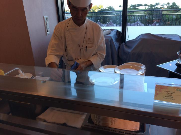 サザンビーチホテル&リゾート沖縄の朝食バイキング、内容-009