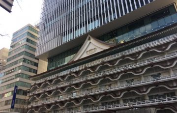 歌舞伎座のホテル-20190213