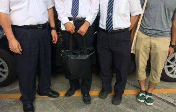 第12回・大阪タクシー付け待ち現地講習会