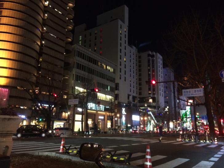 御堂筋の三津寺-2018-0210
